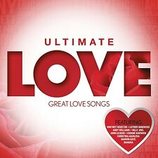 ULTIMATE...LOVE 4 CD NEU