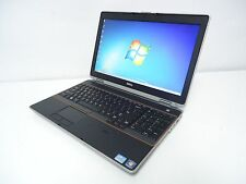 Dell Latitude E6520 i5 2.60GHz 8GB RAM 320GB Windows 7 Ultimate MS Office 2013