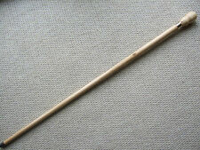 Stunning Grained Walking Stick Made from Super Cedarwood with a Scottish Yew Top