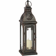 SOUK FLOOR LANTERN - SMALL - LOVELY ADDITION TO THE HOME