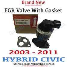 Genuine OEM Honda Civic Hybrid EGR Valve Kit 2006-2011