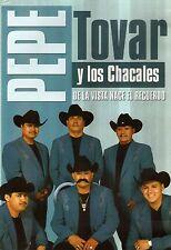 Pepe Tovar Y Los Chacales - De La Vista Nace El Recuerdo (Slimline DVD) NEW