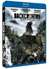 Blu Ray BACKCOUNTRY - (2014) Adam MacDonald ......NUOVO