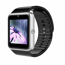 Bluetooth Smart Watch Phone Watches For Samsung Galaxy S7 S6 G360 Motorola LG G5