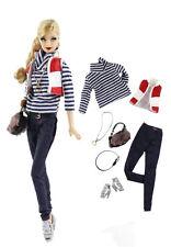1 Set Fashionistas Kleidung Prinzessinnen Kleider Für Barbie Puppe Doll z41