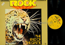 LP--PETER GREEN THE END OF THE GAME // NM