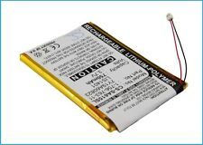 3.7V battery for Sony NWZ-S616F, NWZ-S638FRED, NWZ-S615F, NWZ-S716FSNC, NWZ-S615