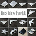 Acrylic Pearloid Guitar Neck Finger Board Inlays INA
