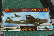 1/72  KP AERO MB-200  COMPLETE NEW OLD STOCK BOX DAMAGED MODEL SEALED