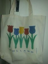 Ladies shoulder or hand bag Holland Nortex print
