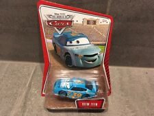 DISNEY PIXAR CARS - VIEW ZEEN #39 - PISTON CUP RACE CAR - RARE WOC PACK / NEW