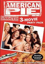American Pie Party Pack: 3 Movie Collection New DVD