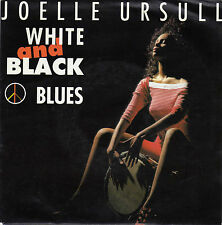 JOELLE URSULL WHITE AND BLACK BLUES (GAINSBOURG) / INSTRUMENTAL FRENCH 45 SINGLE
