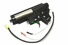 Quick Interchange Spring AEG Complete gearbox Ver.2 for MARUI G&P (Rear Wiring)
