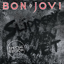 Bon Jovi Slippery When Wet CD NEW