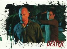 Dexter Seasons 7 & 8 Dexters Justice Chase Card DJ-2