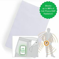 SYB Pocket Patch, Cell Phone EMF Protection Shield, 1-Pack