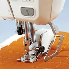 DELUXE LOW SHANK Even Feed/ Walking Foot Sewing Machine Presser Foot+Quilt Guide