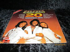 Bee Gees: 20 Greatest hits / Orig. LP / RSO / massachusetts