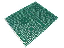 Single Side Prototype Board TQFP64/48/32  QSOP28  DB9 etc