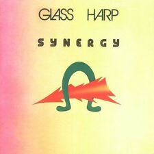 Synergy [Remaster] by Glass Harp oop OUT OF PRINT CD, Nov-2005, Music Mill)