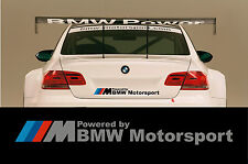 ///M Powered by BMW Motorsport - Body Panel sticker decal