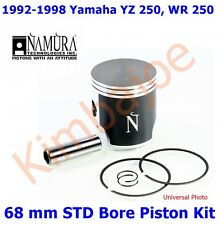 1992-1998 Yamaha YZ 250, WR 250 MX 68 mm STD Bore Namura Piston Kit