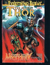 Mighty Thor / Journey Into Mystery: Everything Burns by Fraction 2013 HC Marvel