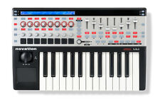 Novation SL MKII 25 MIDI Keyboard Controller For Ableton Logic Pro Tools Reason
