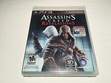 Assassin's Creed Revelations (Playstation PS3) Original Release Complete Exc!