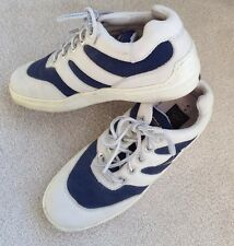 PAUL & SHARK YACHTING BOATING DECK SHOES SNEAKERS ~ Men's size 8 US, 41 EU