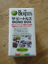 Beatles:11 Mono Titles-13 CD Japan Mini-LP Box Mint(paul mccartney john lennon Q