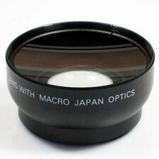 43MM 0.45x Wide Angle Macro Lens for Canon EOS 1100D 700D Rebel T1i T2i XTi XSi