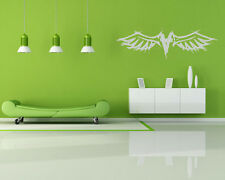 Angel Wings Sign Vinyl Wall Decal Sticker Removable Graphic Grunge Urban