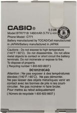 NEW OEM Battery Casio BTR771B For Casio Casio G'zOne Commando C771