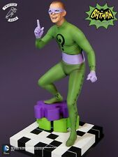 The Riddler Statue Maquette from Batman 1966 TV  Show DC Tweeterhead  in hand!!!