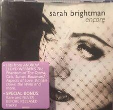 Sarah Brightman Encore CD Album VGC