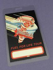 Judas Priest Original Backstage Pass - Fuel For Life Tour 1986 - Unused Stock !