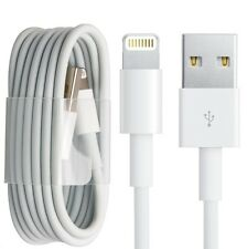 100% Genuine Apple Sync & Charger USB Data Cable For iPhone 5 5s 5c iPad Mini