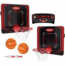 Basketball Game Indoor Hoops Electronic Arcade Sports Kids 2 Two Player 2 in 1