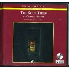 The Soul Thief by Charles Baxter UNABRIDGED 5 CD Recorded Audio Books RARE!