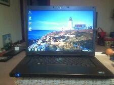 Working Dell Vostro 1520 Laptop Core 2 Duo DVD Wifi SD Slot Webcam + Charger+