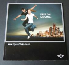 Mini Collection brochure (2006) - GERMAN