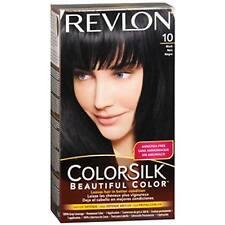 Revlon ColorSilk Beautiful Color, 10 Black