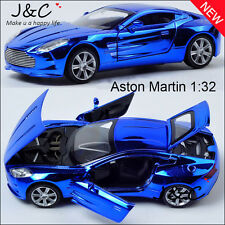 GIFT ASTON MARTIN  MINIATURE SCALE MODEL SOUND AND LIGHT EMULATION  ELECTRIC CAR