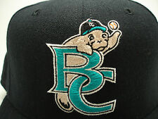 BREVARD COUNTY MANATEES Fitted 7 3/8 New Era Vtg 90s Minor League Baseball Hat