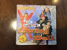 Cliff Richard The young ones living doll  1986 45 rmp