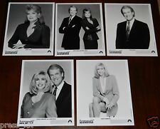 Entertainment Tonight ET NBC Press Kit Photo Mary Hart Leeza Gibbons Billy Bush
