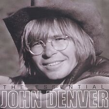 Music The Essential by John Denver (CD, Jan-2004, 2 Discs, Madacy Distribution)