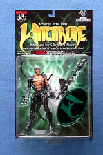 KENNETH IRONS WITCHBLADE 6 INCH FIGURE MOORE ACTION COLLECTIBLES